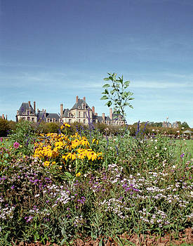 Jared Bendis - Chateau de Fountainbleau