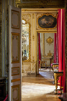 Brian Jannsen - Chateau de Versailles