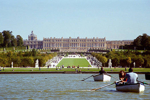 Jared Bendis - Chateau de Versailles
