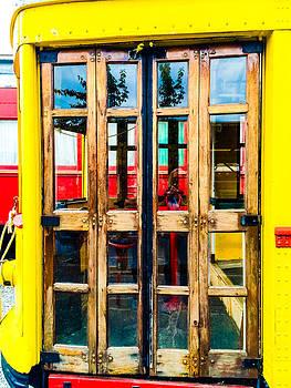 David Junod - Chattanooga Trolley