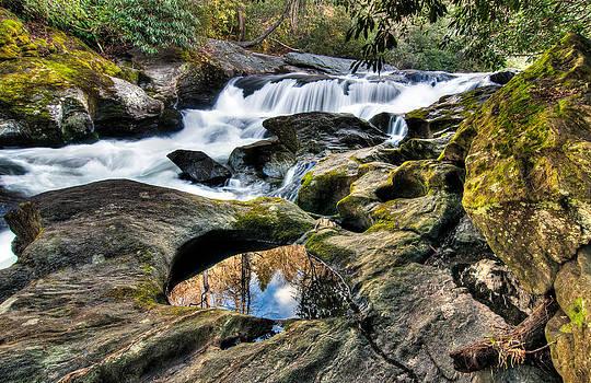 Chattooga River North Carolina by Dustin Ahrens
