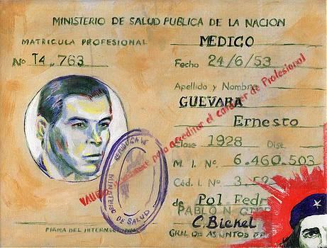 Che El Medico by Charles  Bickel