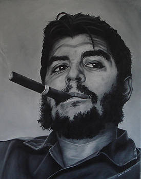 Che Guevara by David Dunne