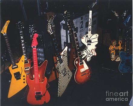 Gary Gingrich Galleries - Cheap Trick-93-Guitars