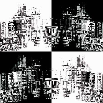 Checkered Pop Art by Emilio Lovisa