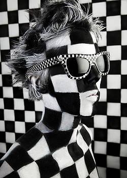 Checkered by Renee Sarasvati