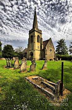 Darren Burroughs - Chedburgh Church