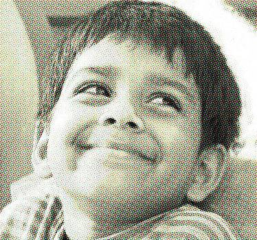 Cheeky Smile by Ajithaa Edirimane