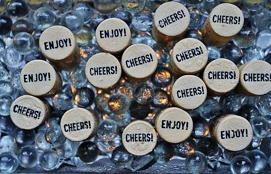 Cheers and Enjoy by William Rockwell