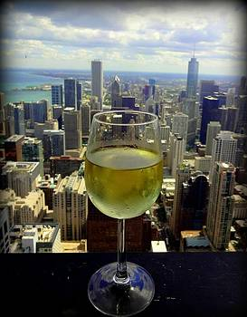 Cheers Chicago by Donna Spadola