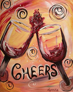 Cheers by Dyanne Parker