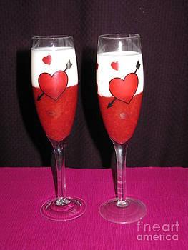 Cheers My Love 01 by Ausra Huntington nee Paulauskaite