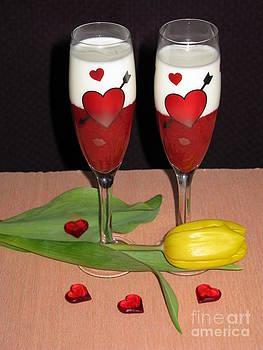 Cheers My Love 02 by Ausra Huntington nee Paulauskaite