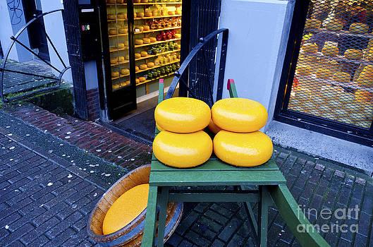 Pravine Chester - Cheese