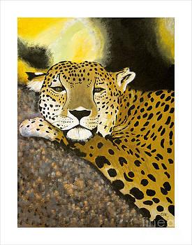 Cheetah by Carol Northington