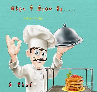 Liane Wright - Chef - When I Grow