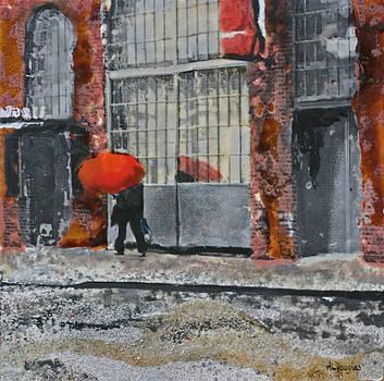 Chelsea Umbrella by Heather Douglas
