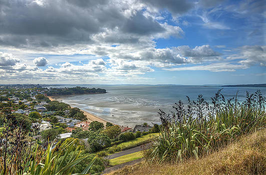 Cheltenham Beach by Dave McGregor