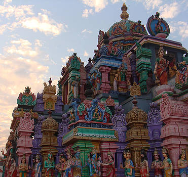 Bliss Of Art - Chennai Temple