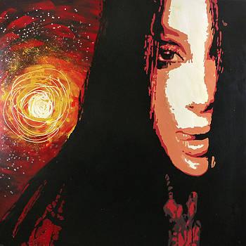 Cher by Jack Hanzer Susco