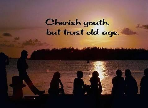 Gary Wonning - Cherish Youth