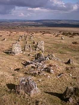 Alasdair Shaw - Cheriton Stone Rows