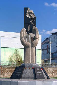 Matt Create - Chernobyl Memorial