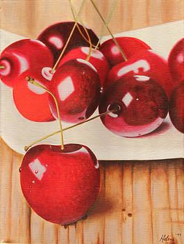 Cherries by Helene Schmittgen