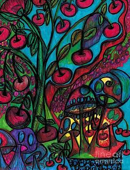 Cherries by Joy Tagliavia