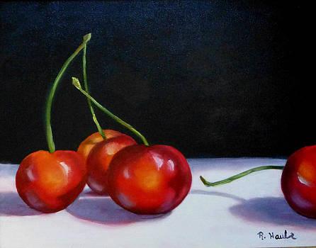 Cherries by Reta Haube