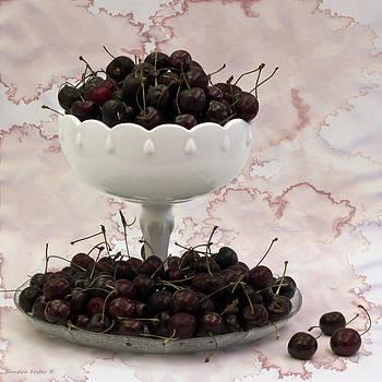 Sandra Foster - Cherries Still Life