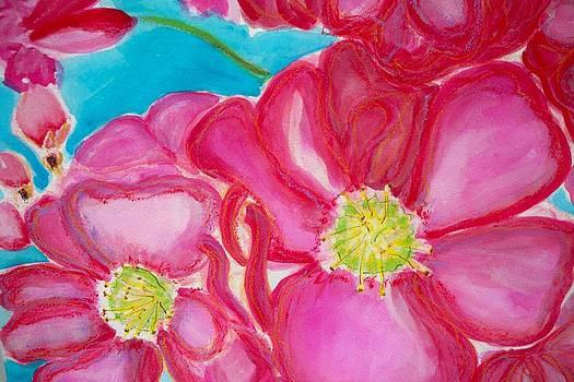 Cherry Blossom # 2 by Sheba Goldstein