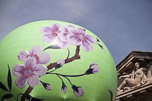 Leslie Cruz - Cherry Blossom Day