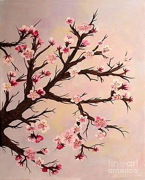 Barbara Griffin - Cherry Blossoms 2