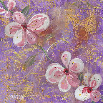 Cherry Blossoms by John Keaton