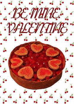 Ruth Soller - Valentine Cherry Cheesecake