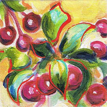Cherry Crop by Judy  Rogan