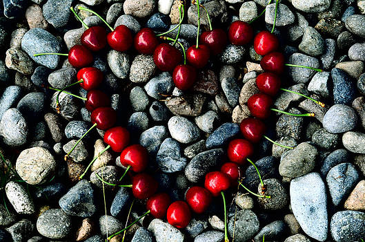 Cherry Heart by Emelyn McKitrick