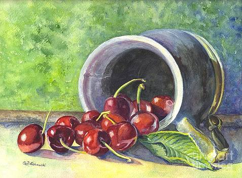 Cherry Pickins by Carol Wisniewski