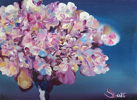 Cherry Tree by Shiela Gosselin