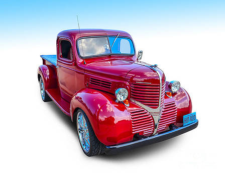 Cherry Truck by Anthony Sell