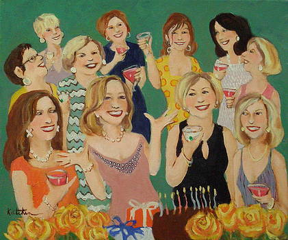 Cheryl's Fabulous Birthday by Carole Katchen