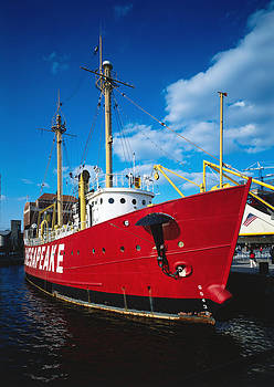 Jerry McElroy - Public Domain Image - Chesapeake Lightship