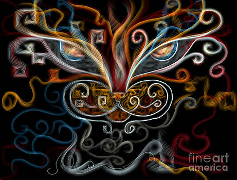 Cheshire's Smoke by Kateryna Fury