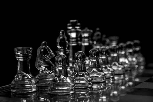 Chess by Alastair Graham