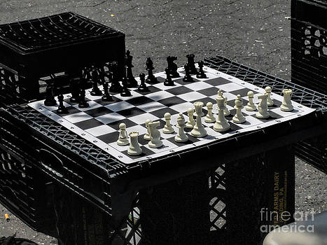 Anne Ferguson - Chess Anyone?