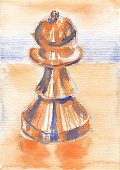 Chess II by Saskia Ahlbrecht