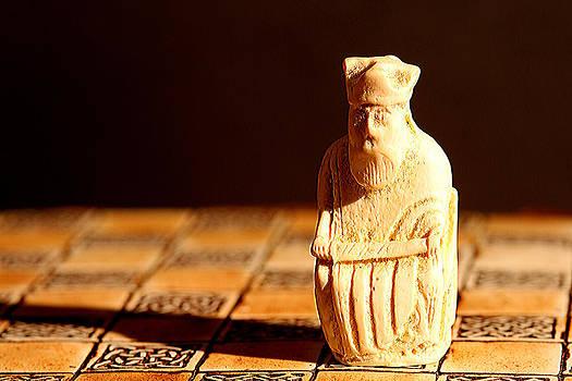 Chess King by Derek Sherwin