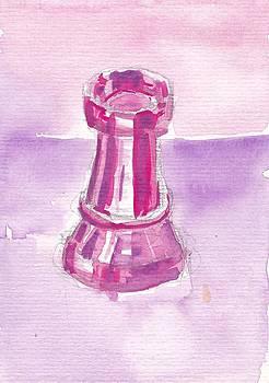 Chess V by Saskia Ahlbrecht