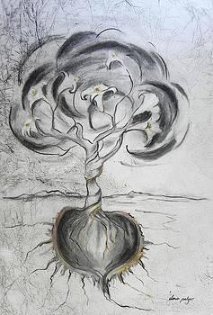 Chestnut the noble by Ilona Petzer